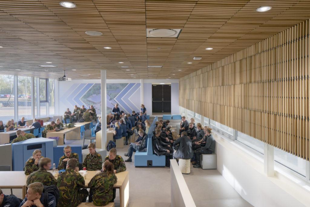 Friese Poort Uniformberoepen - Foto: Gerard van Beek fotografie