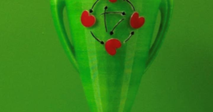 Eerste circulaire Fryslân Cup voor koffiebeker Empatec