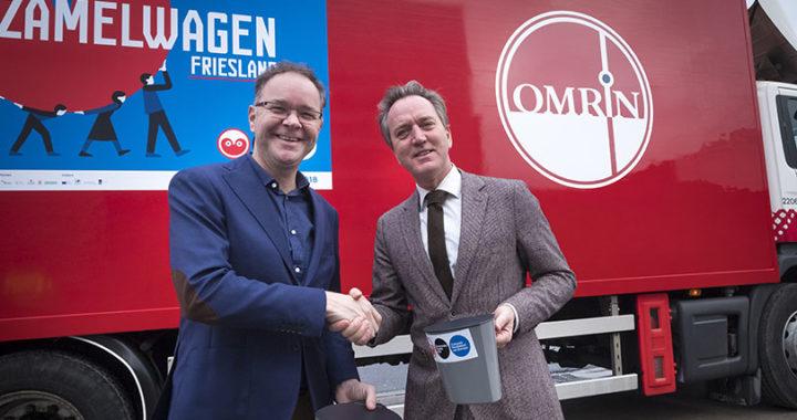 Omrin circulair partner van LF2018