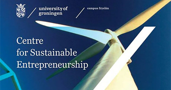 Master Sustainable Entrepreneurship start in Leeuwarden