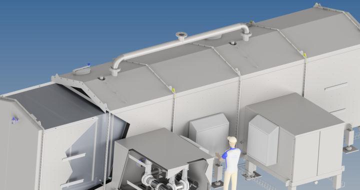 Machinefabriek Ruiter zoekt circulaire oplossing voor PEG-vloeistof