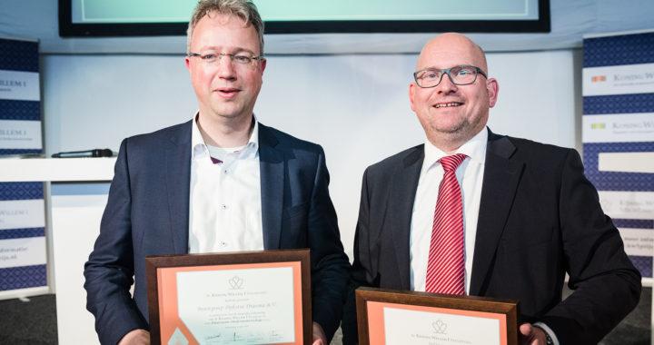 Omrin en Bouwgroep Dijkstra Draisma B.V. genomineerd voor Koning Willem I Plaquette voor Duurzaam Ondernemerschap