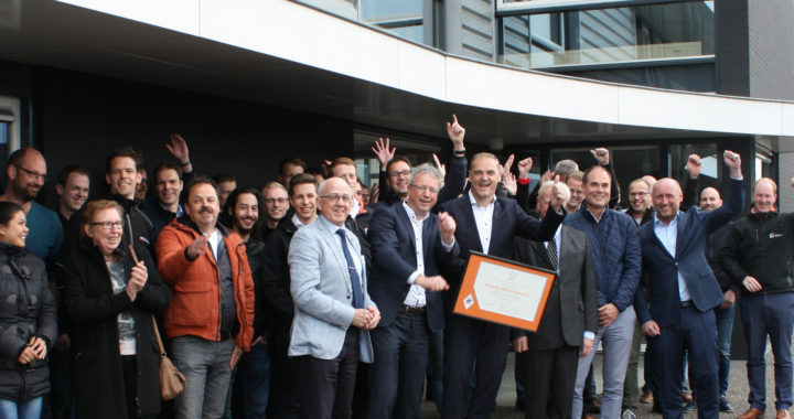 Bouwgroep Dijkstra Draisma in finale Koning Willem I Prijs categorie MKB