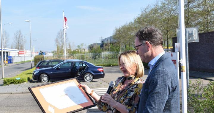 Omrin finalist Willem I Plaquette voor Duurzaam Ondernemerschap 2018
