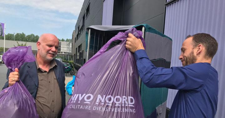 NIVO Groep en Santexo zetten een volgende stap in de circulaire economie