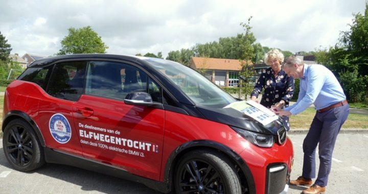 Ondertekening lidmaatschap Circulair Friesland door gemeente Dantumadiel