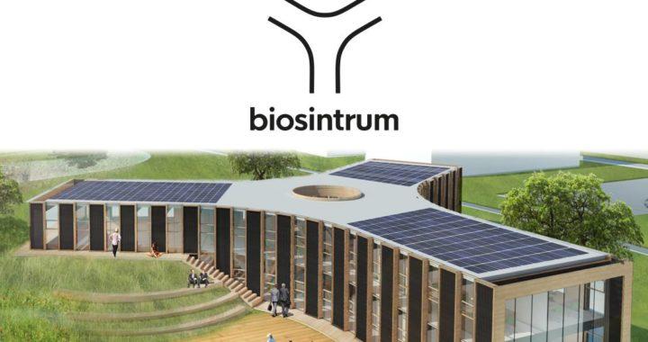 Biosintrum genomineerd voor Nederlandse Bouwprijs 2019