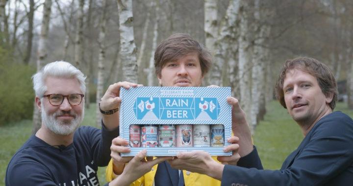 Steun de strijd voor regengebruik!