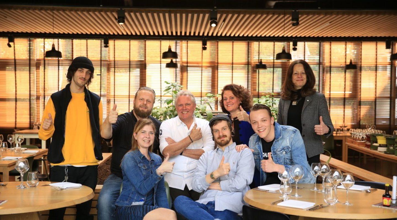 Studenten verduurzamen restaurants