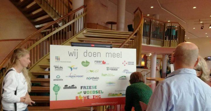 Friese Voedselbeweging van start