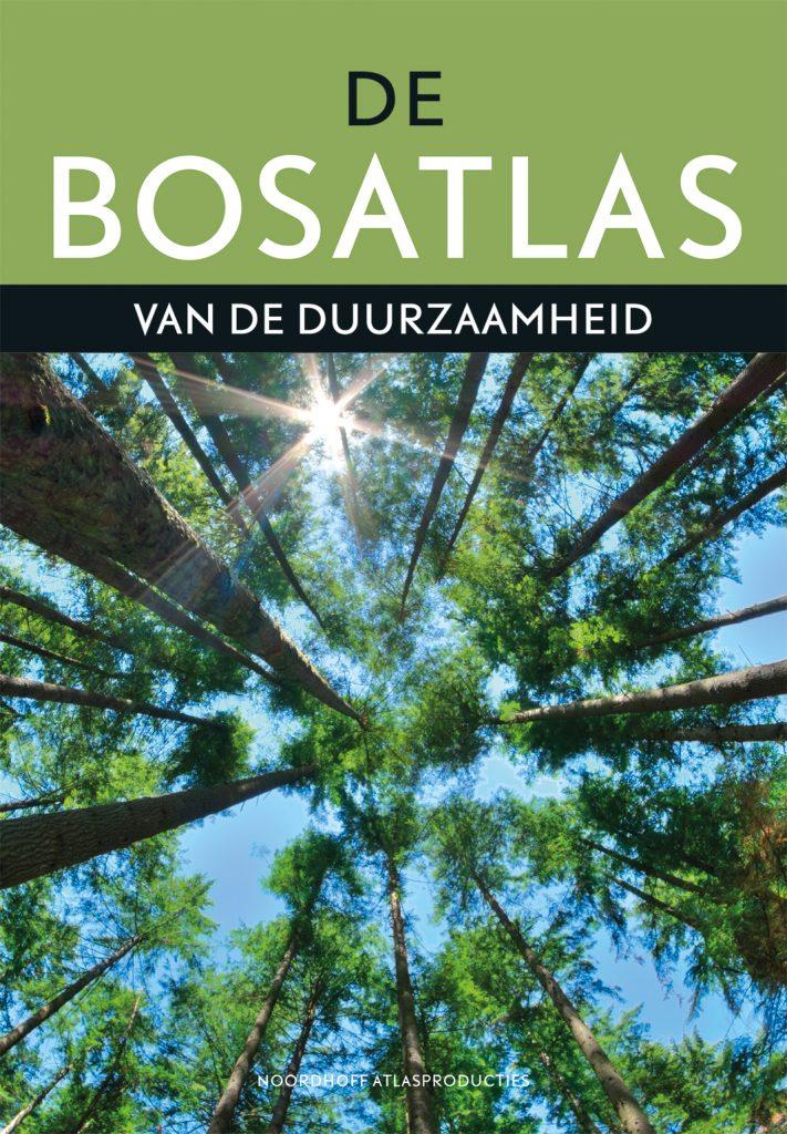 Cover De Bosatlas van de Duurzaamheid