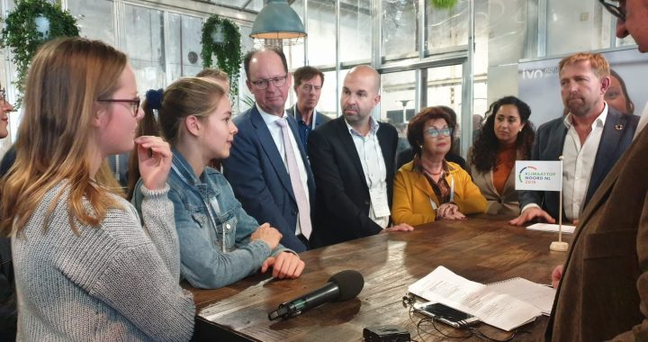Betrek jongeren bij klimaat via onderwijs