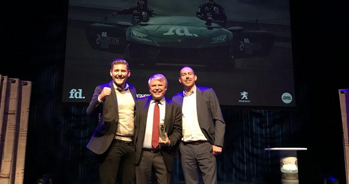 FD Gazellen Awards voor drie leden Circulair Friesland