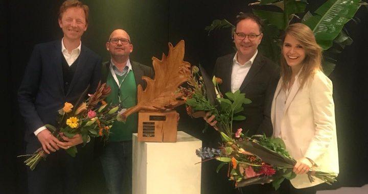 Omrin uitgeroepen duurzaamste bedrijf van Nederland