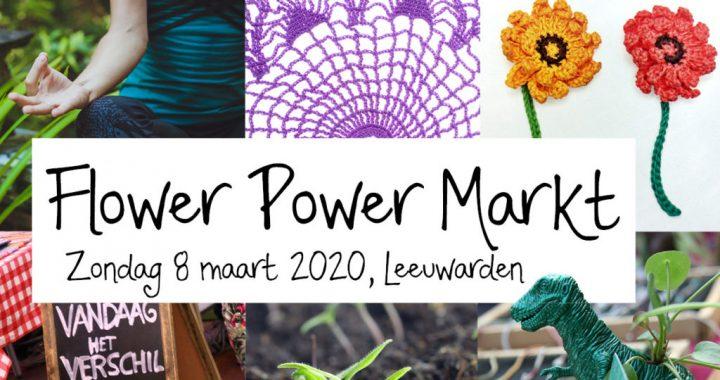 Flower Power Markt