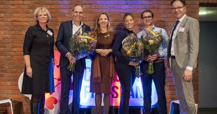 NEF 100ste lid van Circulair Friesland