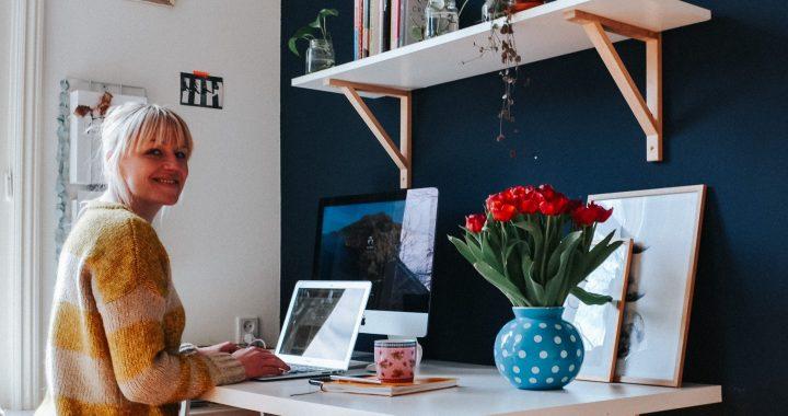 BLOG: Tips voor aangenaam en effectief thuiswerken