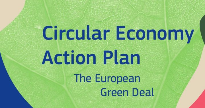Denk mee over het Circular Economy Action Plan