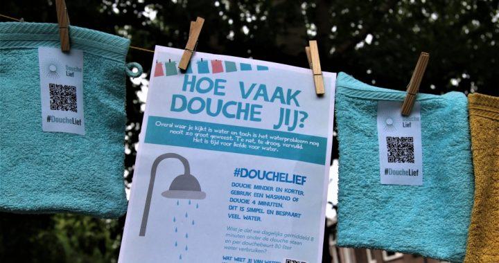 #Douchelief campingvoorstelling: Ode aan de Washand