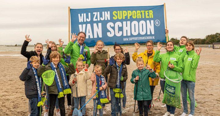 Friesland 100% zwerfafvalvrij: samen succesvol tegen afval