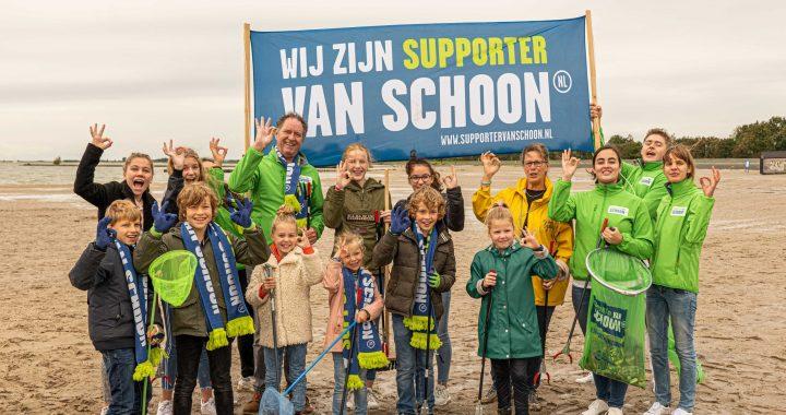 Met 19% minder zwerfafval is Friese aanpak groot succes