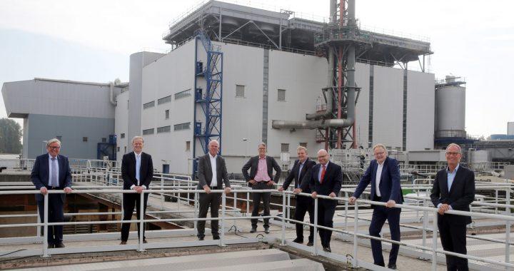 Proeffabriek voor productie van uniek afbreekbaar bioplastic van start