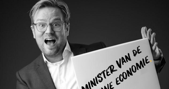 Gastblog: De nieuwe economie in een notendop
