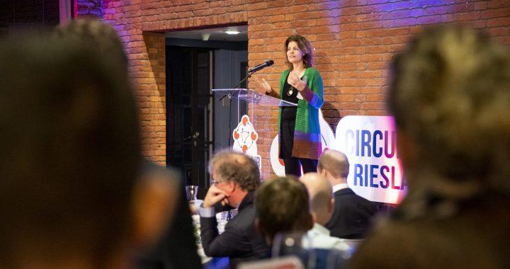 Glansrol voor Friese circulaire doeners tijdens Week van de Circulaire Economie