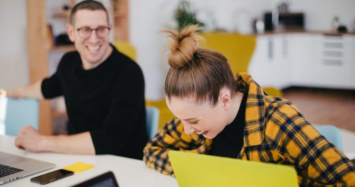 Hoe zie jij een organisatie die studenten en bedrijven samenbrengt?