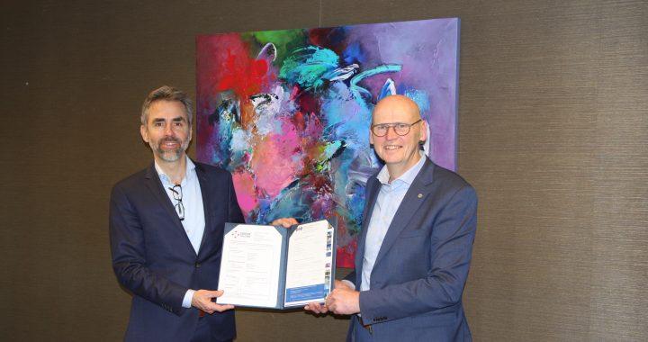Circulair Friesland en WTC Leeuwarden geven impuls aan circulaire en internationale ambities Noord-Nederland