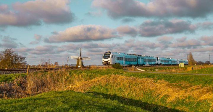 Nieuwe WINK-treinen van Arriva zijn duurzamer en stiller